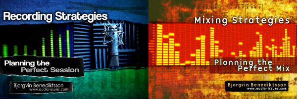 Recording and Mixing Strategies Bundle