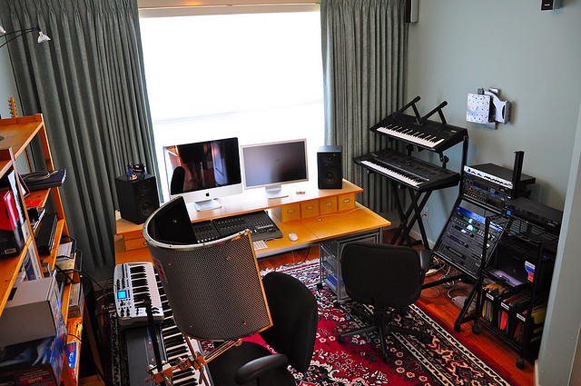 Building A Home Recording Studio For Under 1000 Audio